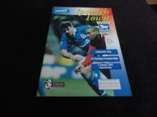 Ipswich Town v Leicester City, 1994/95